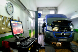 Werkstatt Leistungen Fahrzeugtechnik