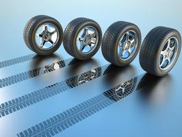 Autoreifen, Reifen